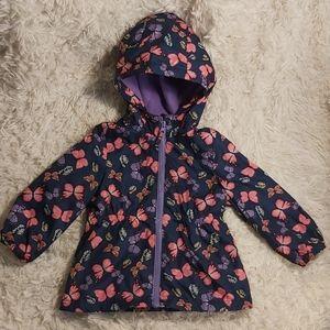 Girls Fall / Spring Rain Coat